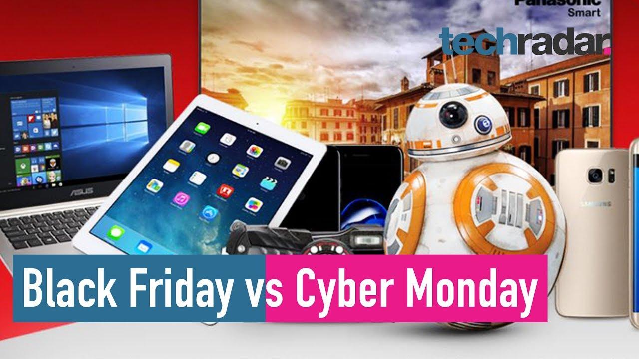 12304f0e588de Black Friday Vs Cyber Monday: Should you wait for the best deals ...