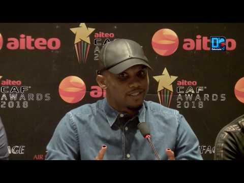 """Samuel Eto'o : """" Ce qu'il faut pour développer le football africain"""""""