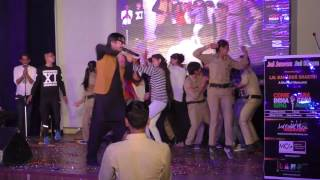 Singing Performance by Gajender Phogat – Haryana Folk Singer & Bollywood Pop Singer