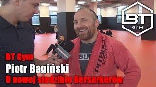 """Piotr Bagiński o """"21-letniej drodze"""" do otwarcia nowego BT Gym w Szczecinie"""