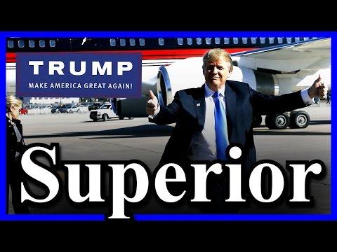 LIVE Donald Trump Superior Wisconsin Rally Bong Airport Hangar FULL SPEECH HD (4-2-16) 1:30 PM CDT ✔