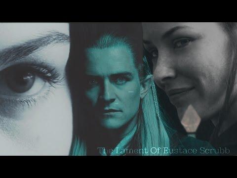 Tauriel & Legolas (+Arwen)