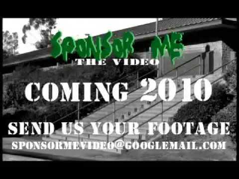 SPONSOR ME THE VIDEO 2010 GET SPONSORED