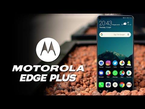 MOTOROLA EDGE PLUS - You Need To See This Phone!