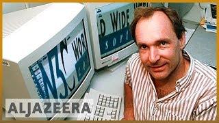 ???? World Wide Web turns 30: Designer laments its dark side | Al Jazeera English