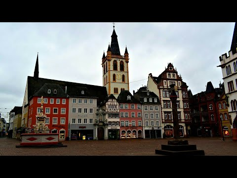 Trier (Germany) Rundgang