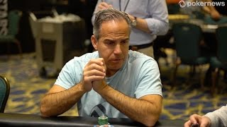 Cliff Josephy on PokerStars Championship Bahamas Final Table