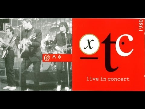 XTC -BBC RADIO 1 Live in Concert - Hammersmith Palais, London, 22nd Dec 1980