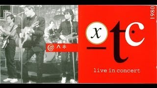 XTC BBC RADIO 1 Live in Concert Live at the Hammersmith Palais, Lon...