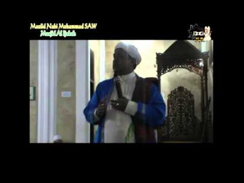 IKRIMA AL IJABAH, Peringatan Maulid Nabi Muhammad SAW 24 Desember 2015 #Part 2