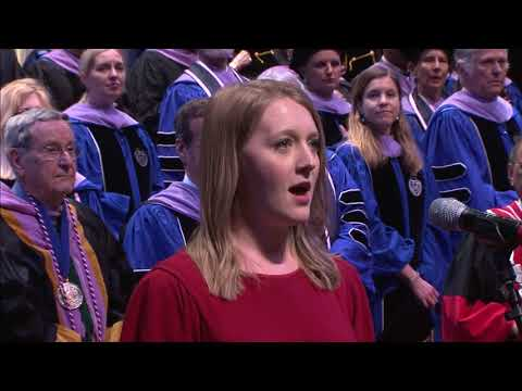 2018 UB School of Dental Medicine Commencement, Part 1 of 3