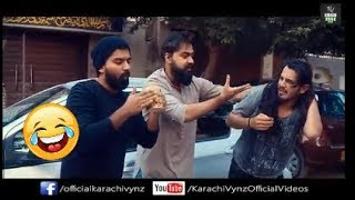 DASTAAN-E-SOCIAL MEDIA 2018 - Karachi Vynz Most Funny Video Ever - Karachi Vynz Official