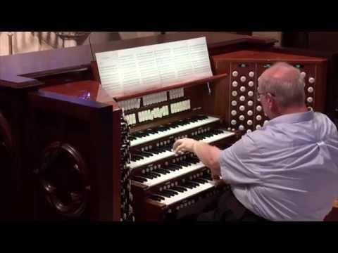 Jesu, Joy of Mans Desiring  JS Bach, arr Virgil Fox