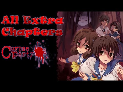 Corpse Party (PSP) ALL 10 Extra Chapters