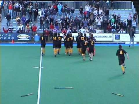 Capital vs Auckland U21 Hockey Final 2006