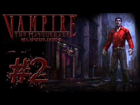 Прохождение Vampire: The Masquerade Bloodlines #2 Санта Моника