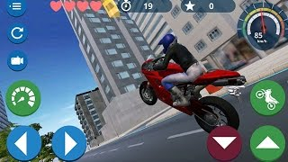 Moto Speed The Motorcycle Game - Android Gameplay HD