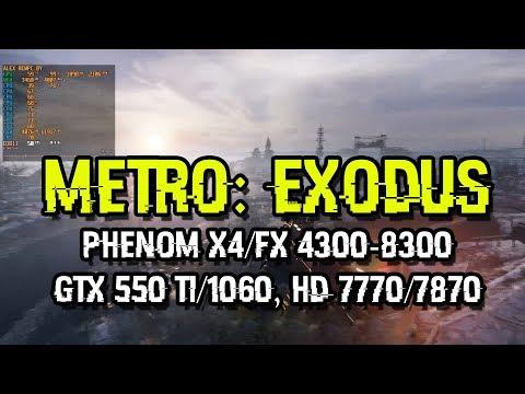 Metro: Exodus |