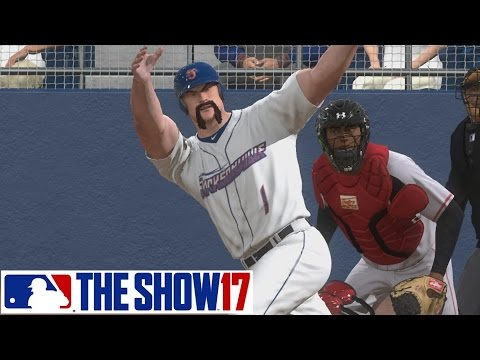 KRYPTONIAN STEROIDS - MLB The Show 17 - Road To The Show ep. 2