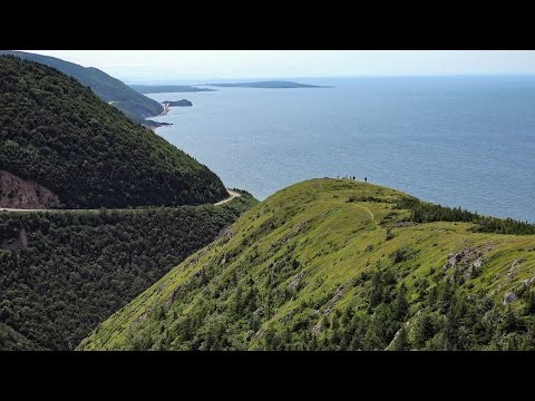 Cabot Trail, Nova Scotia, Canada in 4K (Ultra HD)