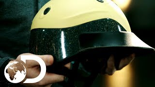 Bringing the Polo Helmet Into The 21st Century | Casio Shorts