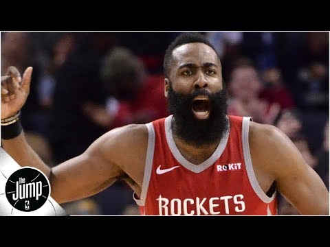 Rockets doing the same thing with James Harden is 'insanity' - Richard Jefferson   The Jump