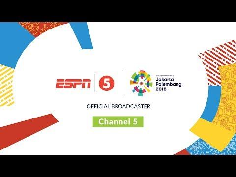 Football M: Malaysia Vs Korea | 2018 Asian Games