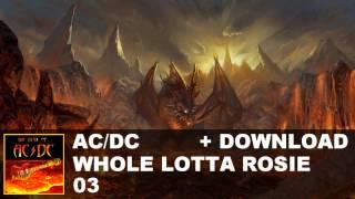AC/DC - 03. Whole Lotta Rosie
