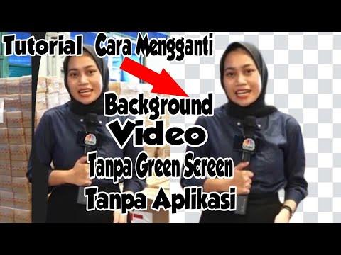 enjoyyy Ini adalah sebuah video tutorial cara menghilangkan background video tanpa green screen , se.