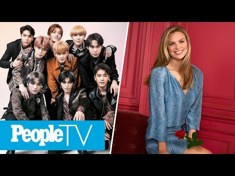NCT 127 Plays 'This Or That', Hannah B. On 'Struggle' During 'The Bachelorette' | PeopleTV from YouTube · Duration:  22 minutes 39 seconds