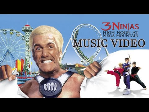 3 Ninjas: High Noon At Mega Mountain (1998) Music Video