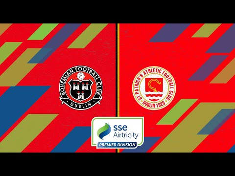 Premier Division GW19: Bohemians 3-2 St. Patrick's Athletic