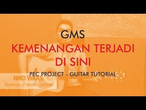 PEC Project - Guitar Tutorial - Kemenangan Terjadi Di Sini (GMS)