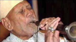 Tribute to Ustad Bismillah Khan on his third death anniversary...