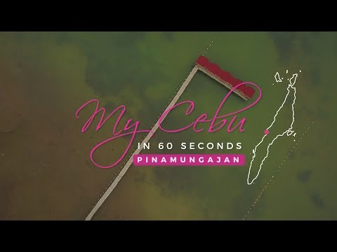 My Cebu in 60 seconds - Pinamungajan