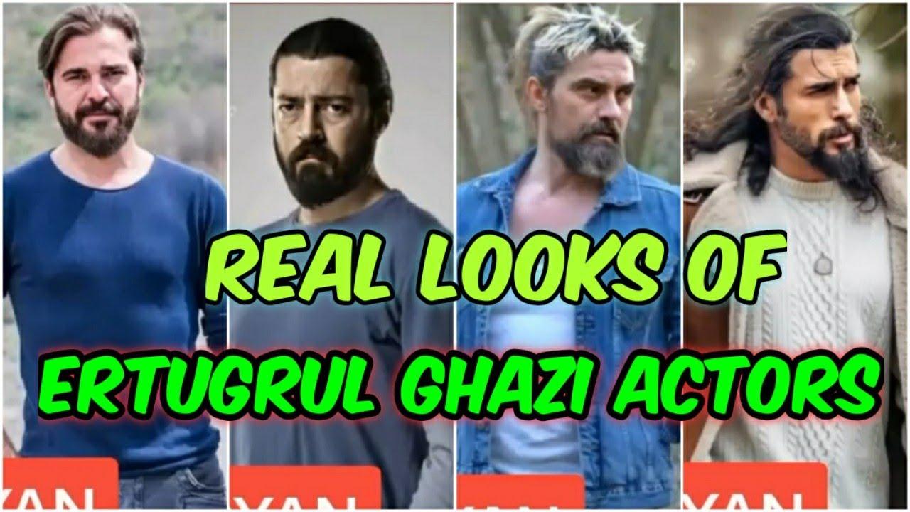 Download Ertugrul Ghazi Actors   Ertugrul Ghazi Drama Cast in Real Life   Tik tok video Ertugrul New
