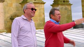 Secrets of The National Trust With Alan Titchmarsh | Secret stairway in Hardwick Hall