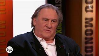 Gérard Depardieu : Staline, l'Histoire et la Littérature