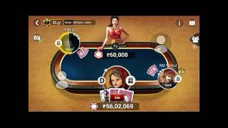 how to get the better card in teen patti gold to win 100% work 2017
