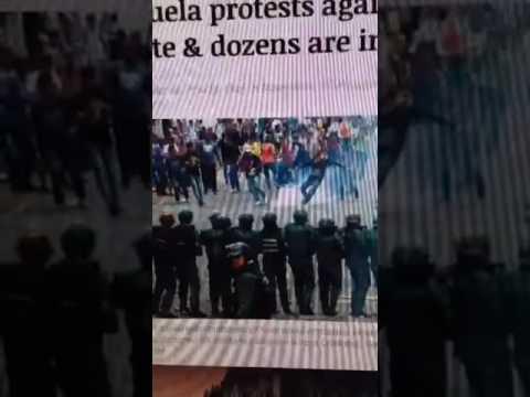 BREAKING: Venezuela Riots Explode