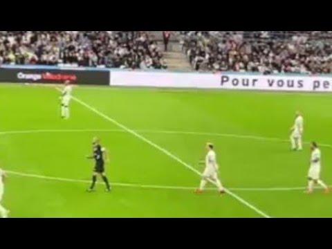 Samir Nasri Marseille Legends team   getting too fat