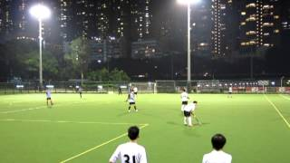 Hong Kong field hockey league division 4 full match - 2nd half