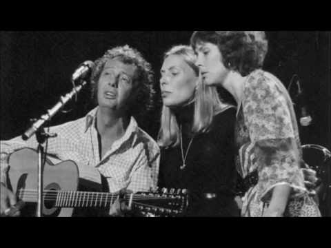 Fred Neil & Joni Mitchell - The Dolphins (Live 1976)