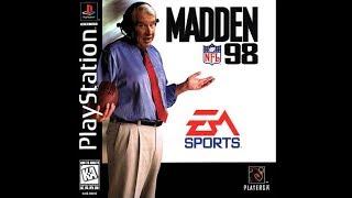 Madden NFL 98 (PlayStation)