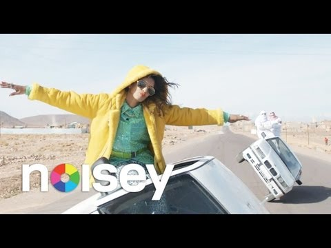 "M.I.A. - ""Bad Girls"" (Official Video)"