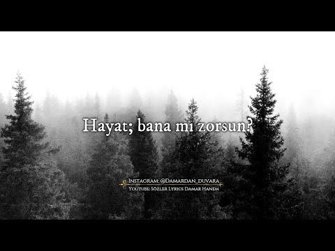 Sevgim Yılmaz - Hayat | Sözler - Sözleri - Sözleriyle - Lyrics