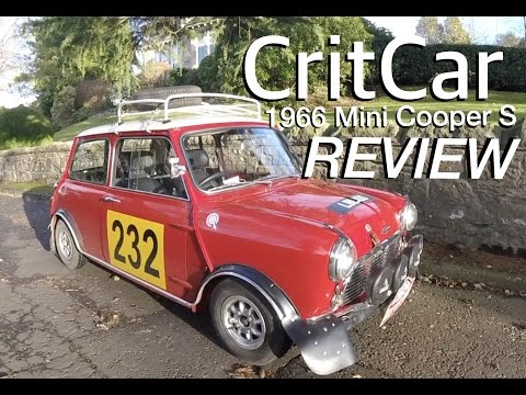 1966 Mini Cooper S   CritCar