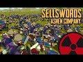 Antreten zum epischen Schlachten-Gemetzel | Sellswords: Ashen Company ☢ [Lets Play-Deutsch]