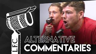 Lucas and Moreno's ALTERNATIVE COMMENTARY | GOAAAAAAAAAL!