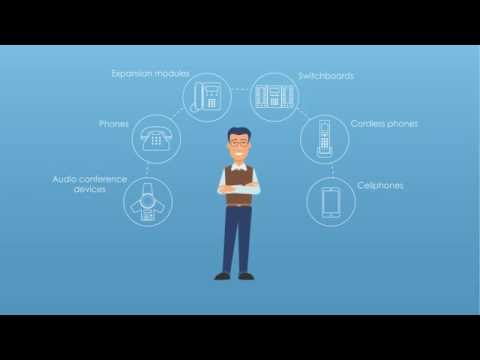Hosted VoIP - Explained by Audian